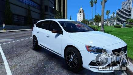 Volvo V60 2018 para GTA 5