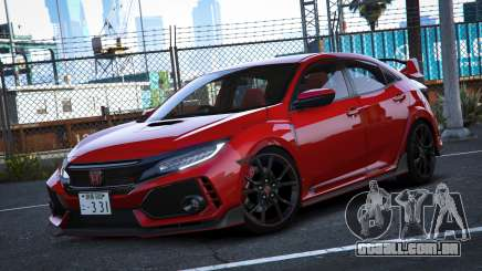 2018 Honda Civic Type-R para GTA 5
