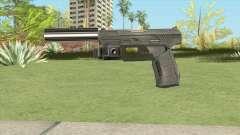 Wolfram P2K Silenced (007 Nightfire) para GTA San Andreas