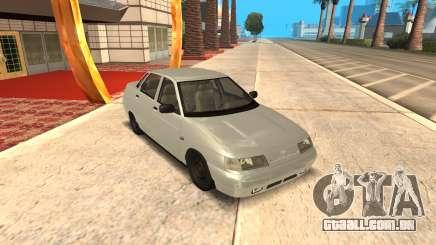 VAZ 2110 Cinza para GTA San Andreas