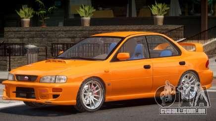 1991 Subaru Impreza STI para GTA 4