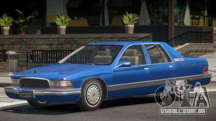 Buick Roadmaster V1.2 para GTA 4