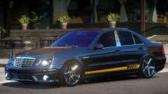 Mercedes Benz E63 Black Edition para GTA 4