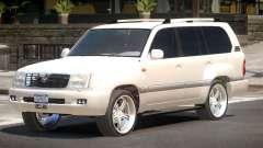 Toyota Land Cruiser 100 ST