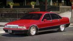 Chevrolet Caprice V1.0 para GTA 4