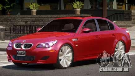 BMW M5 E60 V1.3 para GTA 4