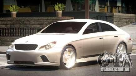 Mercedes Benz CLS V1.0 para GTA 4
