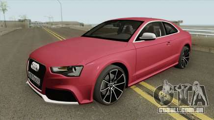 Audi RS5 Coupe Typ 8T 2014 para GTA San Andreas