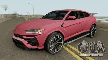 Lamborghini Urus 2019 HQ para GTA San Andreas