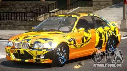 BMW M3 E46 GT PJ1 para GTA 4
