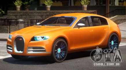 Bugatti Galibier V1.0 para GTA 4