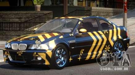 BMW M3 E46 GT PJ3 para GTA 4