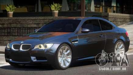 BMW M3 E92 GT para GTA 4
