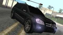 Mercedes-Benz GL500 4matic para GTA San Andreas