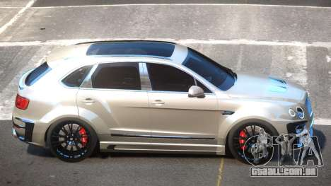 Bentley Bentayga para GTA 4