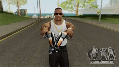 Sawed-Off Shotgun (HD) para GTA San Andreas