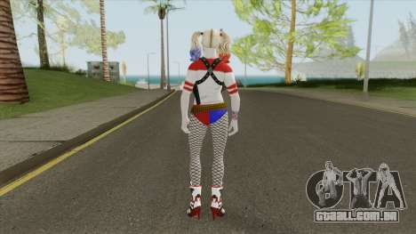 Harley Quinn (DC Comics Legends) para GTA San Andreas