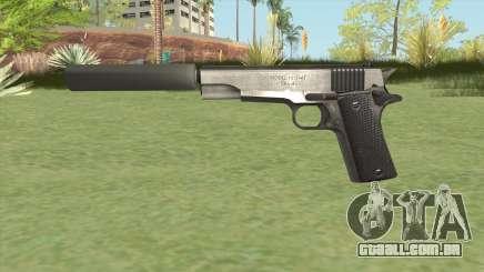 Silenced Pistol (HD) para GTA San Andreas