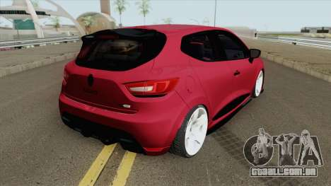 Renault Clio (Tuning) para GTA San Andreas