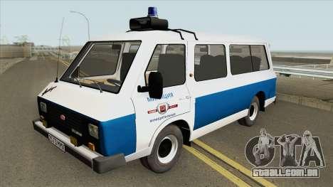 RAF 22038 (Polícia Municipal) para GTA San Andreas