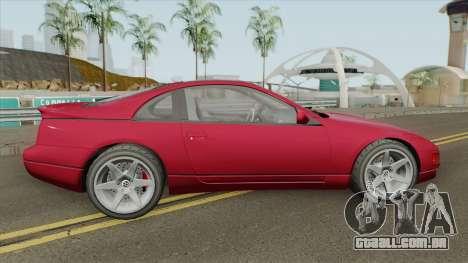 Annis Euros GTA V (IVF) para GTA San Andreas