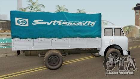 MAZ 5335 V1 para GTA San Andreas