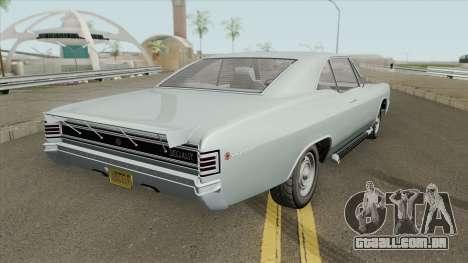 Declasse Impaler GTA 5 para GTA San Andreas