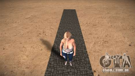 Blocos para criar a superfície de para GTA San Andreas