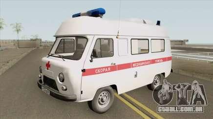 UAZ 3962 (Ambulância) para GTA San Andreas
