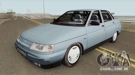 VAZ 2110 (MQ) para GTA San Andreas