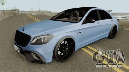 Mercedes-Benz W222 S63 (AMG Mafia) para GTA San Andreas