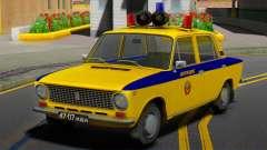 VAZ-21011 1978 Polícia para GTA San Andreas