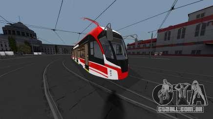 Tramway 71-911EM Leão para GTA San Andreas