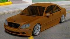 Mercedes-Benz S-class W220 4matic para GTA San Andreas