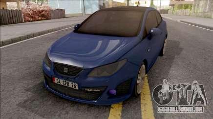 Seat Ibiza Cupra 2010 IVF para GTA San Andreas