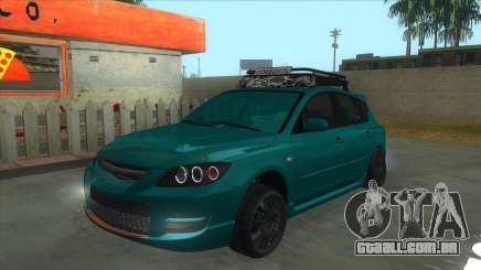 Mazda 3 MPS Stance para GTA San Andreas