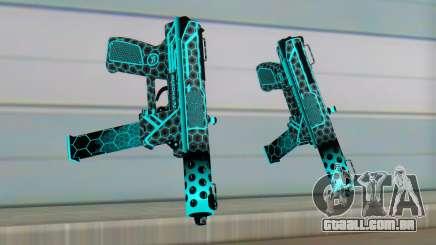 Tec-9 REZONATE para GTA San Andreas