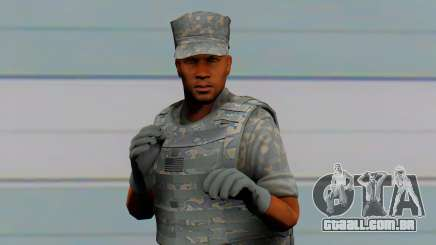 Nuevos Policias from GTA 5 (army) para GTA San Andreas
