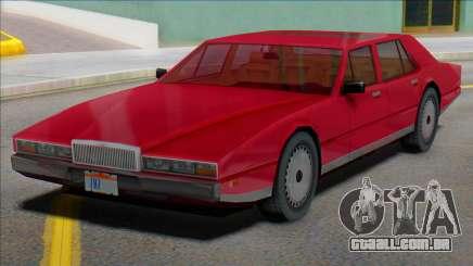 Aston-Martin Lagonda 1987 (IVF) para GTA San Andreas