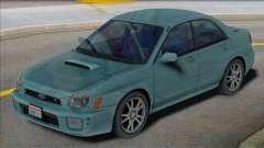 Subaru Impreza WRX STI Sedan Edition