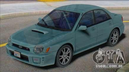 Subaru Impreza WRX STI Sedan Edition para GTA San Andreas