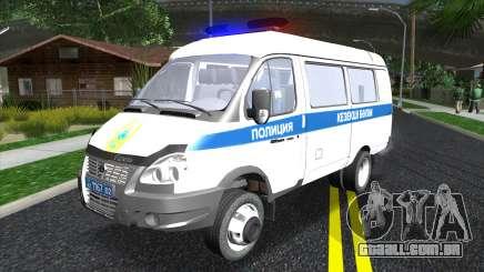 Polícia Empresarial de Gazelle do Cazaquistão para GTA San Andreas