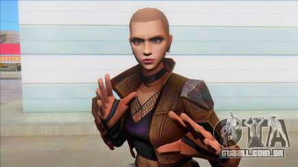 Negasonic Teenage Warhead para GTA San Andreas