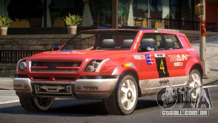 Bay Car from Trackmania United PJ4 para GTA 4