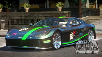 Grotti Itali GTO L2 para GTA 4