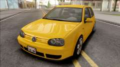 Volkswagen Golf GTI MK4 2001