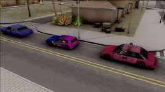 Tuning Streets Of Vehicles Vip para GTA San Andreas