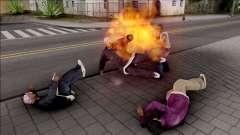 Explosion Punch para GTA San Andreas