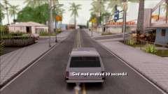 Vehicle God Mod para GTA San Andreas