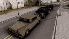 Convoy Protection v3 para GTA San Andreas